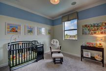 Lennar SEFL Kid's Bedrooms / Kid's bedrooms throughout our communities / by Lennar Miami