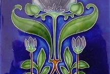 Azulejos , hidráulicos, mosaicos