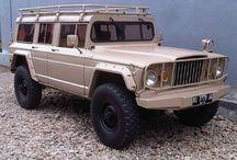 Jeep / M715 4dr