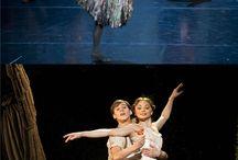 Matthew Bourne / Matthew Bourne ballet