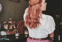 easy vintage hair