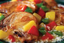 Recipes - Dinner / by Tamye Machina
