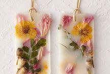 modern dried flower ideas