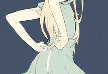 Anime's girl