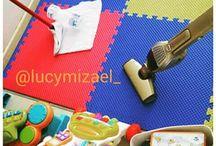 preparado para limpar tapetes