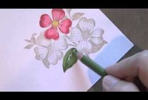 color pencil blending