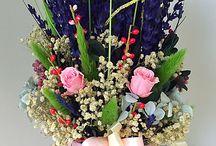 Неувядающие цветы (стабилизированные цветы и растения) / https://vk.com/club114196876