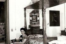 Фрида Кало / любимая художница