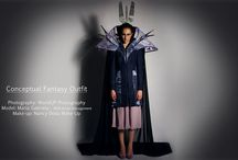 Conceptual Fantasy Outfit