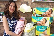 Marina Squerciati's Baby Daughter - She's so cute!