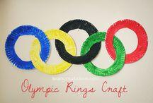 Olympics / by Kiersten Cutsforth