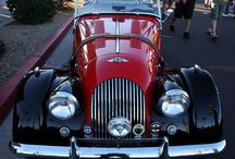 Vintage Cars I Want / by Kevin DeSoto
