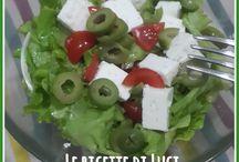 ricette estive / Qui sono elencate tutte le idee di piatti estivi e freddi da preparare in questo periodo molto caldo!!!