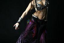 Tribal Fusion / Idées costumes / coiffes / bijoux / maquillages...