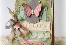 Card Ideas / by Angie Shafer-Jarman