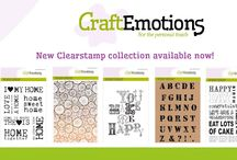 CraftEmotions Clearstamps