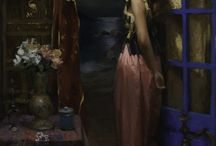 Donne brune.... nell'Arte