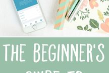 Blogging 101: Social Media / For all things social media, helping you progress with blogging!