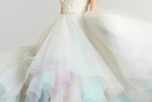 gowns / by Debbie Jeffries