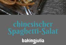Salate - Rezepte / Salate , Rezepte , als Grillbeilage , Pur , Mittagessen , Lecker , Gemüse , Gesund , Vegetarisch