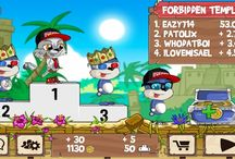 Fun Run 2 / Some of the graphics from our gamers found on Instagram and Twitter, made by our awesome community. Follow us:  - Instagram: @FunRun2Game - Twitter: @TheFunRun Try Fun Run: http://dirtybit.com/funrun/