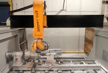 Smart-Cut bridge saw / #Breton Smart-Cut S/NC is a range of #CNC bridge saws with rotating head