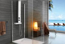 STONEFIT Piatti Doccia - Shower Tray / Elementi di design che arredano lo spazio bagno