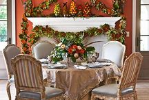 Deck the Halls! / Holiday inspiration from our home to yours!