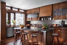 Mountain Kitchen / Tahoe kitchen