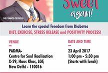 Delhi - New Delhi - Diabetes Freedom Program