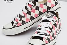 Stampe / Converse Customizzate BY VALERIK