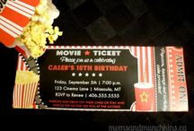 movie party / by Cynthia Morris