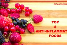 Anti inflamation recipes and tips / Recipes and other inflamation tips