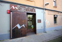 Nuestras tiendas / Tienda de Bellas Artes y manualidades online. Artemiranda.es