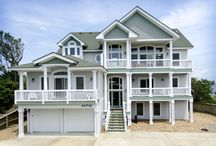 """Hatteras NC Vacation Rentals / If """"getting away from it all"""" is truly what you are looking for then look no further than the villages thriving in this unique area!Our Hatteras rentals range from quaint cottages, to affordable condos, to luxury oceanfront and sound front retreats."""