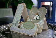 Celebration cards / Engagement, wedding Easter, new house etc.