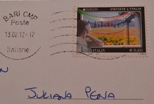 Stamps / by Juliana Pena