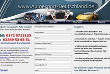 Autoexport / WILLKOMMEN BEI AUTOEXPORT Deutschland – GEBRAUCHTWAGEN ANKAUF ALLER ART.  Bevor Sie Ihr Auto verkaufen, ein Vergleichsangebot einholen! Warum nicht MEHR für sein Gebrauchtwagen bekommen.  Autoexport-Deutschland kein Risiko für Sie, beim Verkauf!