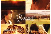 Heartland / My all time favourite TV show on CBC. Going on its 9th season!!!