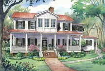 house plans / by Barbara Neely Designs