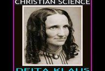CHRISTIAN SCIENCE by Deita Klaus