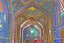 Persia Silk Road