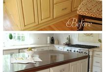 Home Decor - Kitchens / by Kim Jenkins
