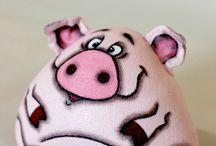 свинья к 2019