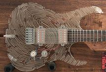 Cagdas Yalman Custom Guitar