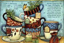 imagens chá