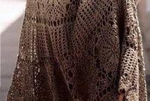 Woman Crochet, knitting