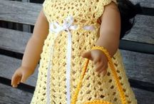 crochet american girl doll