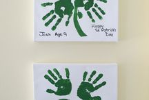 ST. PATTY'S DAY DIY / crafts for the kids St. Pattys day