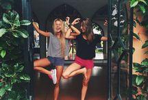 Crazy, tru friends